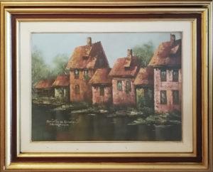 Mariolino Da Caravaggio – Paesaggio Olandese