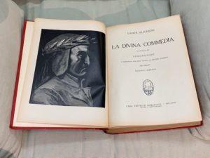 Divina Commedia – Edizioni Sonzogno