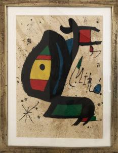 Joan Mirò – Senza titolo