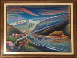 Giovanni Ghini – Paesaggio