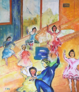 Federico Nicastro – Danza