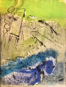 Marc Chagall – Vision de Paris