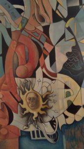 Claudio Giovanni Amore – IL SOLE TENTACOLARE