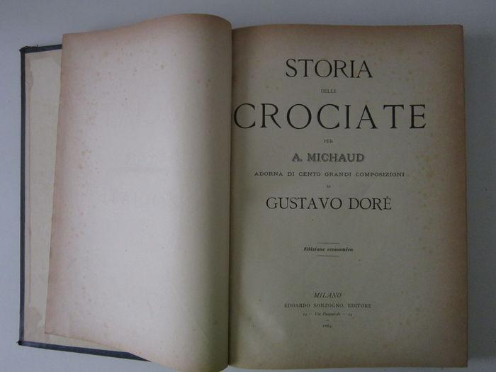 Storia delle crociate – Michand Editore