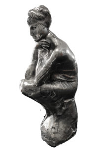 Emilio Greco – La peruviana