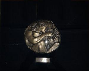 Emilio Greco – Ragazza Etrusca