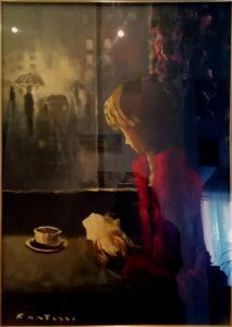 Eliano Fantuzzi – Figura di femmina