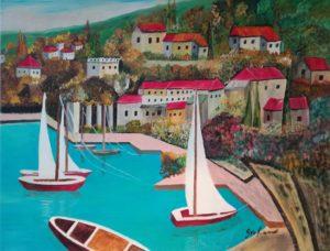 Ivo Finardi –  Paesaggio