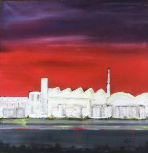 Marta Babbini – Paesaggio postindustriale