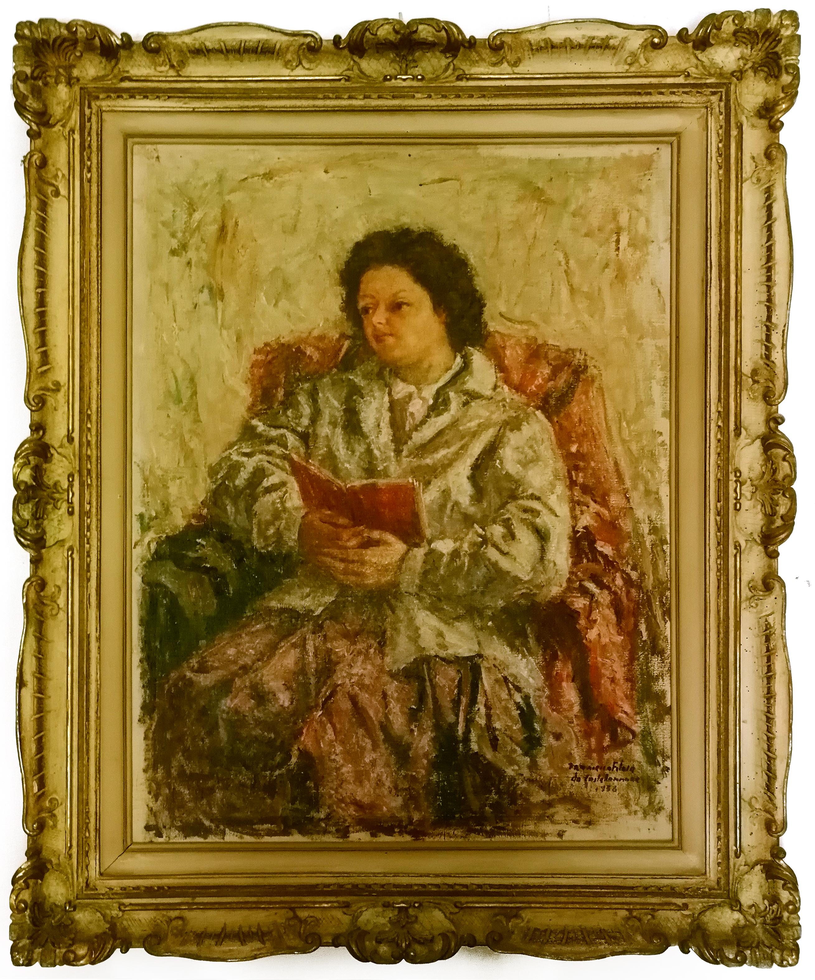 Francesco Filosa – Leggendo un libro