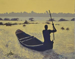 Zena –  L'uomo e la sua barca