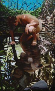 Andrea Carella – Il riflesso di Narciso