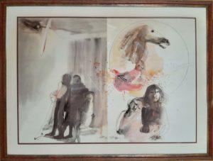 Guerrino Bardeggia – Senza titolo
