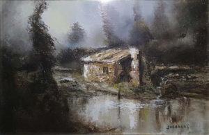 Gino Sorbara – Casa sul fiume