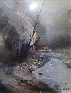 Gino Sorbara – Gola con fiume
