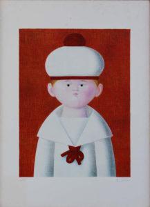 Antonio Bueno – Marinaretto rosso
