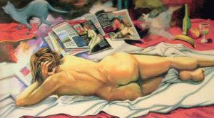 Gilberto Carpo – La lettura