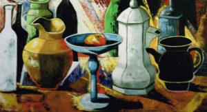 Gilberto Carpo – Le bottiglie nere