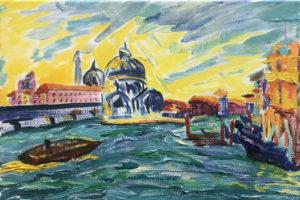 Nataliia Vojtovych – Venezia