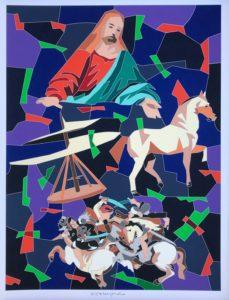 Tavole di Ugo Nespolo – Eredità di Leonardo