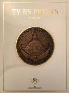 Tu es Patrus – Collezione Numismatica Biblioteca Apostolica Vaticana