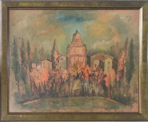 Emilio Trentanni – Tempio del Bramante