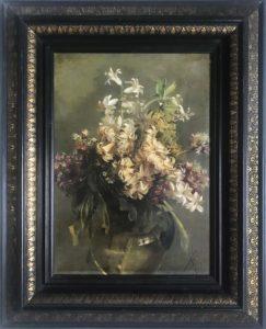 Artista Sconosciuto – Vaso di fiori