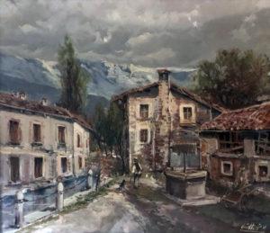Pietro Virgilio Lietti – Cortiletto