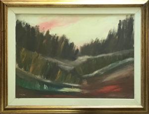 Gianfranco Loriga – Paesaggio