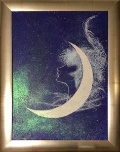 Antonio Nocera – Il volto della luna