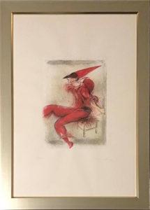 Antonio Nocera – Pulcinella rosso