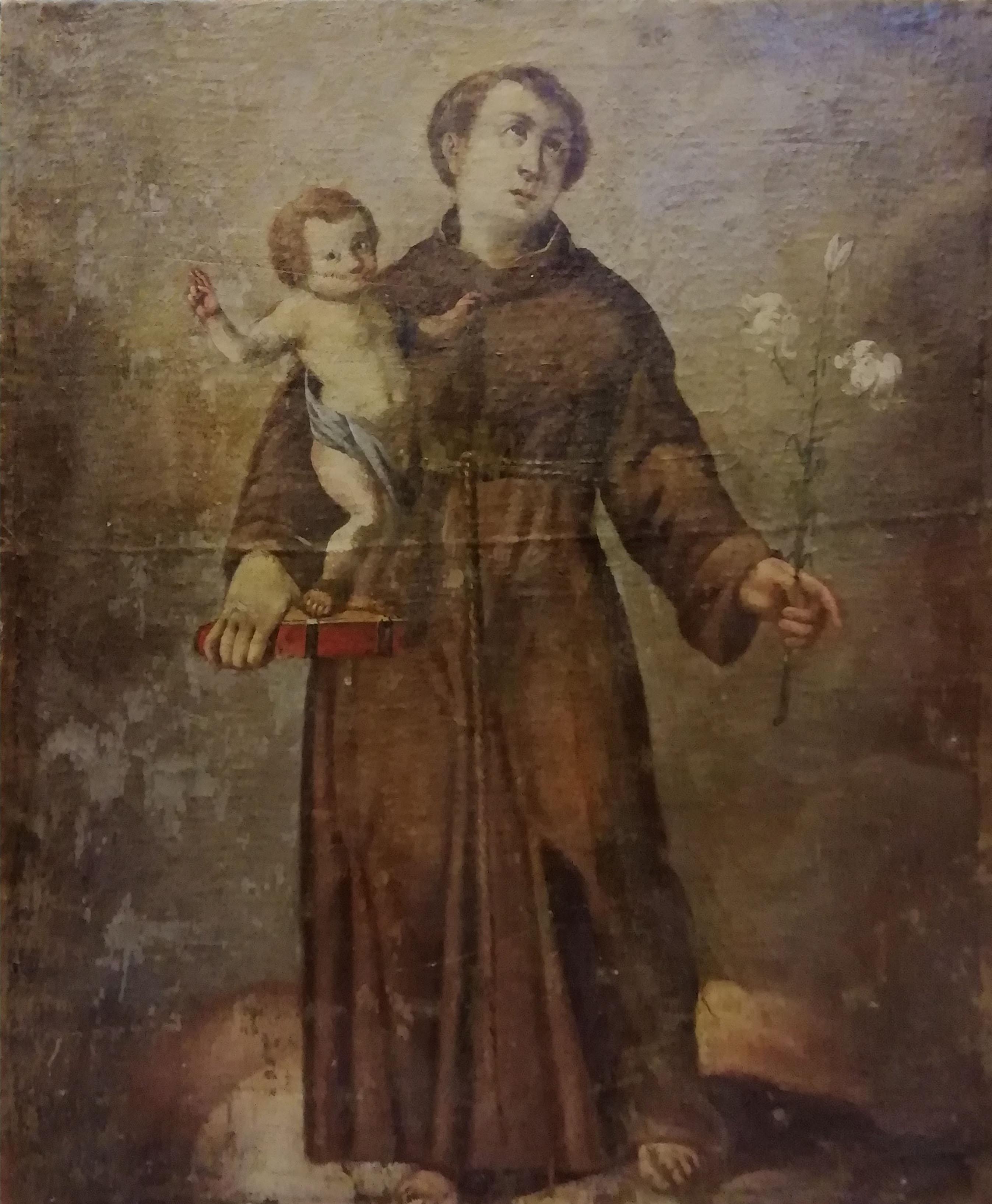 Artista sconosciuto – Sant'Antonio