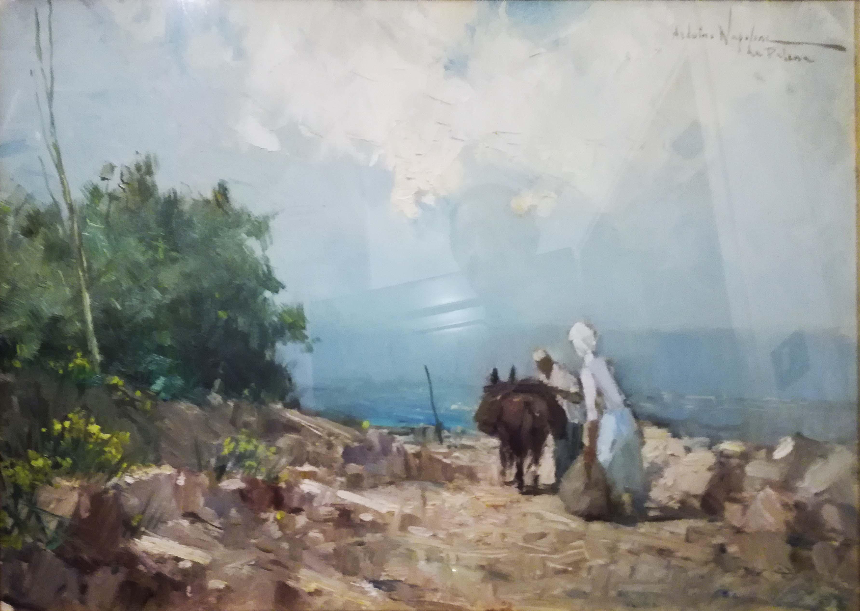 Arduino Napoleone Da Palena – Paesaggio