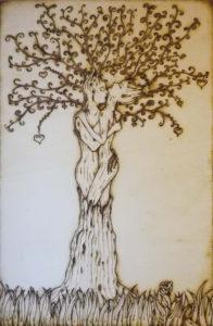 Patrizia Caracausi – L'albero dell'amore