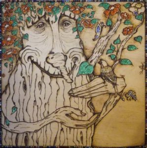 Patrizia Caracausi – L'albero della serenità