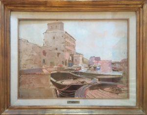 Franco Mazzaccherini – Vecchia Livorno