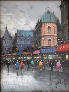 Antonio Devity – Parigi 1936