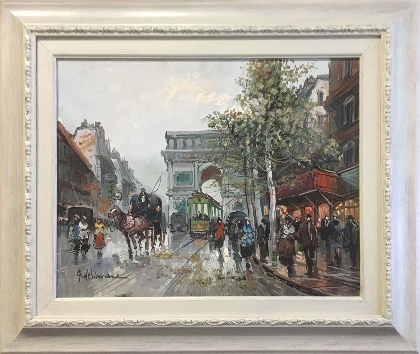 Giulio De Simone – Arco di Parigi