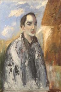 Eugenio Angelo Lotti – Autoritratto