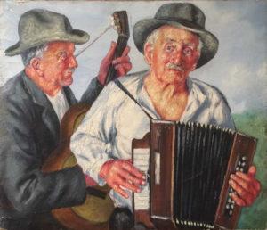 Eugenio Angelo Lotti – Vecchi musicisti