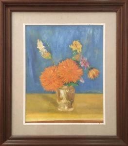 Eugenio Angelo Lotti – Vaso di fiori