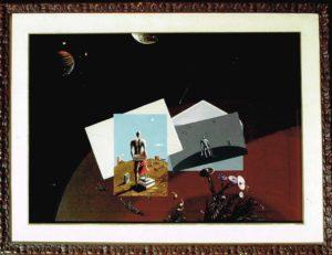 Loredana Simeoni – Lettera dal passato lettera dal futuro