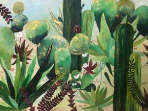 Miruna Almasan – Mexican Garden