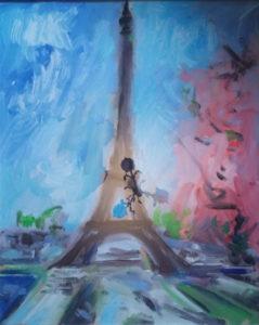 Eugenio Degani Zerman – Torre Eiffel