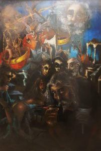 Artista sconosciuto – Inferno