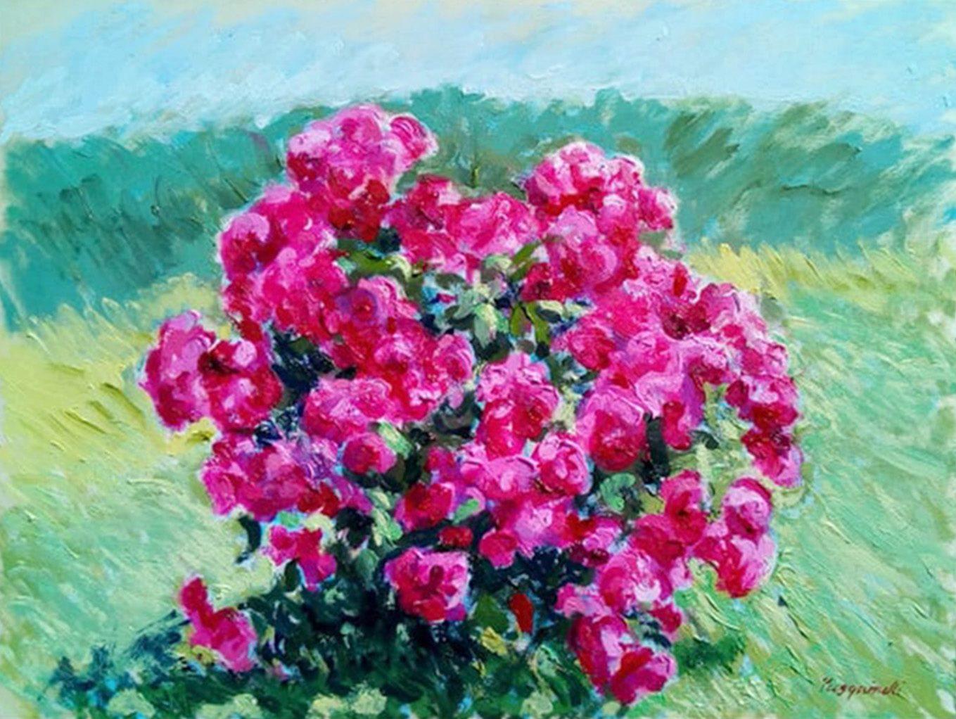 Roberto Pasquinelli – Rose