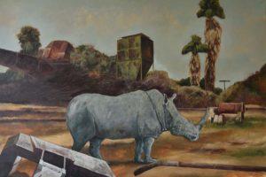 Lorenzo Scatena – Ultima ora del rinoceronte bianco