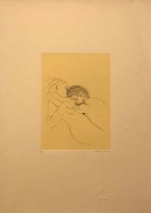 Emilio Greco – Amanti