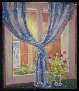 Ruth Withall – La finestra di cucina