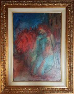 Renzo Magnanini – Donne Abbracciate
